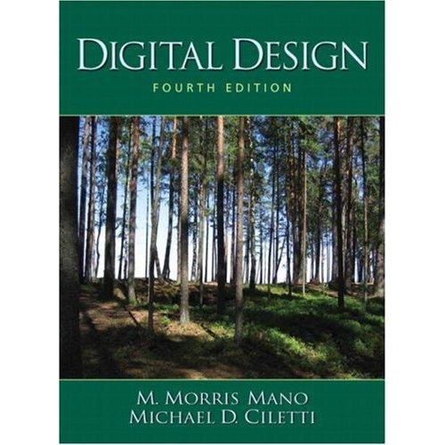digital pdf design morris mano logic
